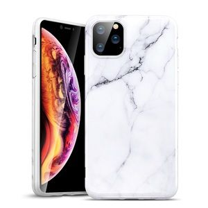 iPhone 11 / 11 Pro / 11 Pro Max Marble Case White